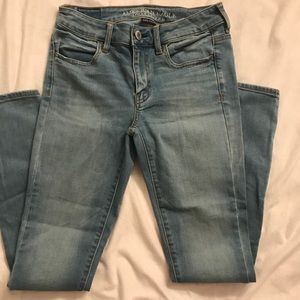 AEO jeans (jegging)